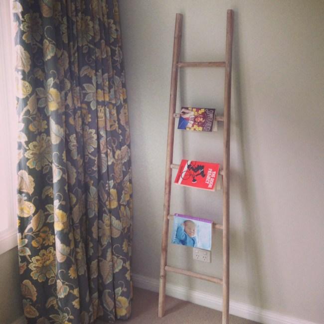 book ladder