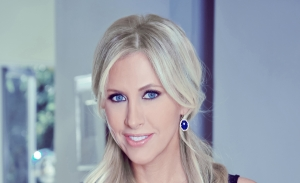 Head shot of author Emily Giffin