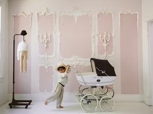Son of Maryam Keyhani in nursery